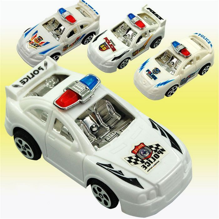 Игрушечный грузовик и гоночная машинка enduro toy cars