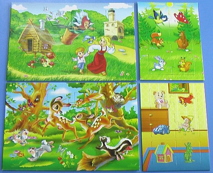 Игрушки для детей от 3 до 5 лет