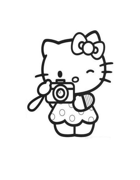 Игры для девочек hello kitty