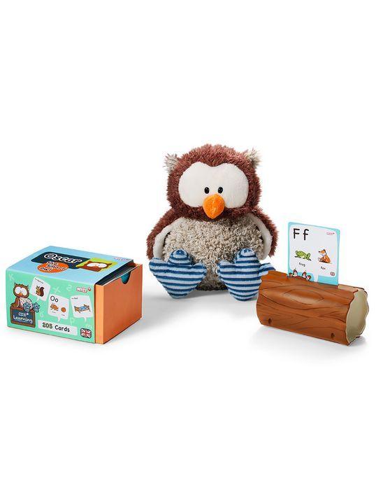 Интерактивная обучающая игрушка nici сова оскар, где купить