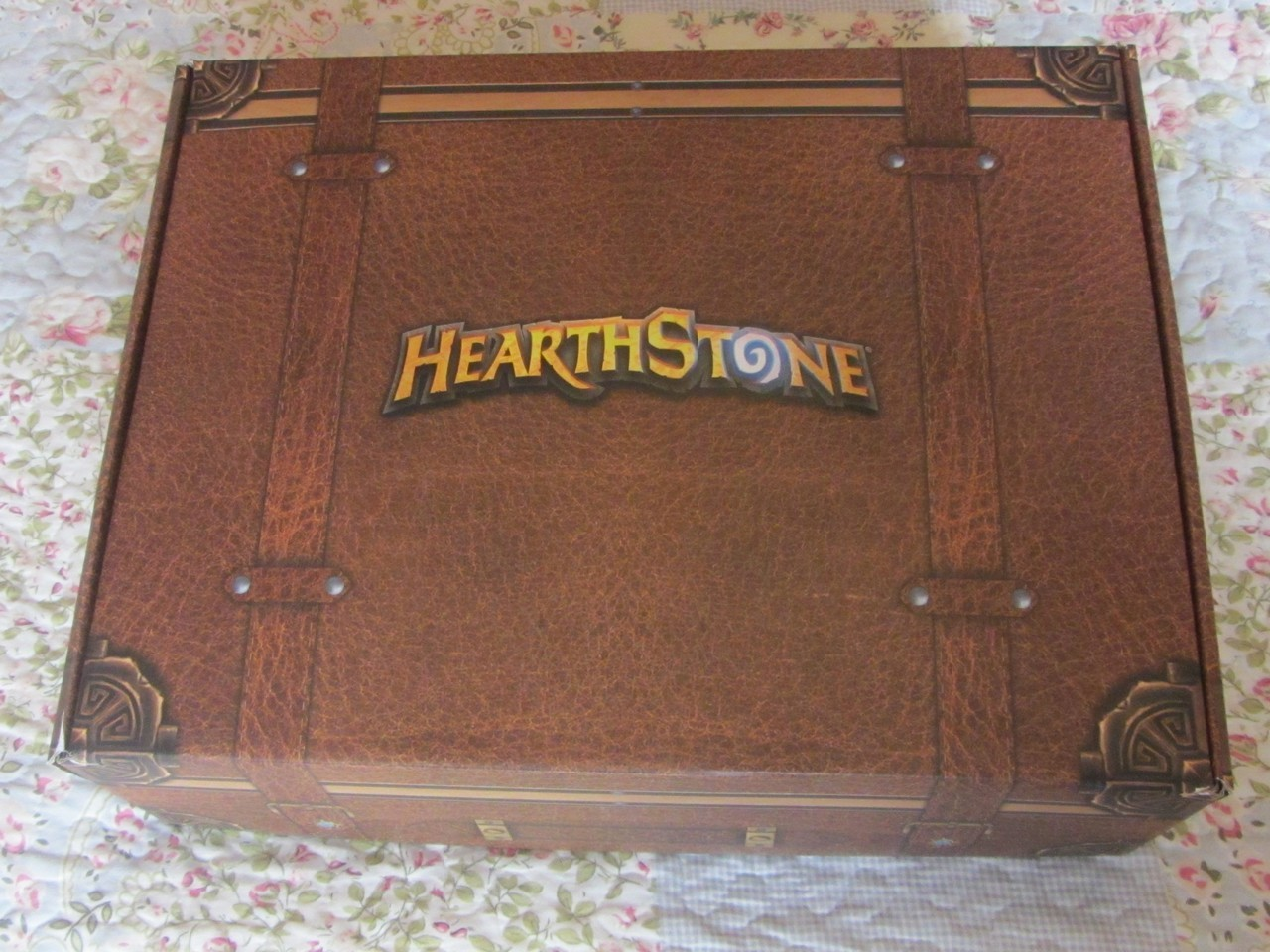 Изучаем комплект сувениров по злачному городу прибамбасску в hearthstone