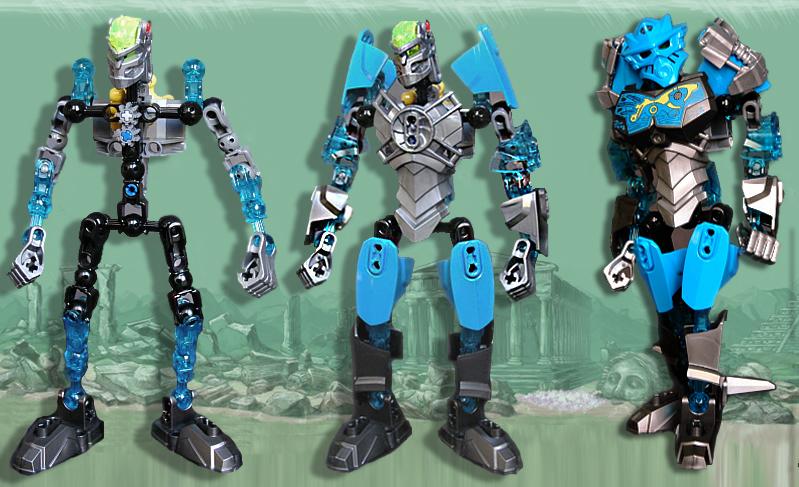 Эксклюзив от lego chima и необычная фигурка lego bionicle!