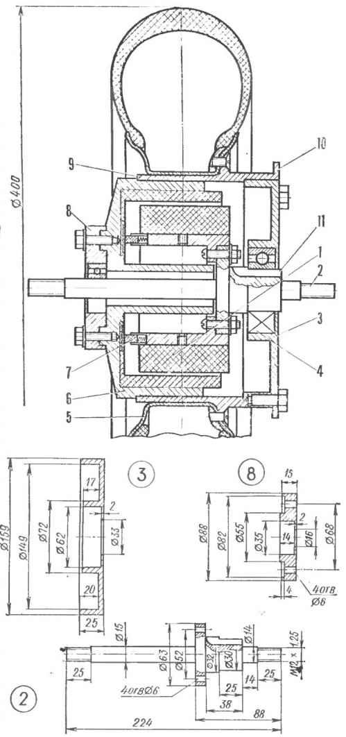Электророллер
