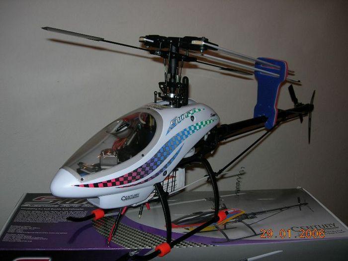 Электровертолет century swift