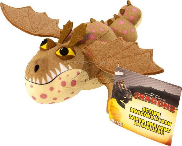 Как приручить дракона, мягкие игрушки