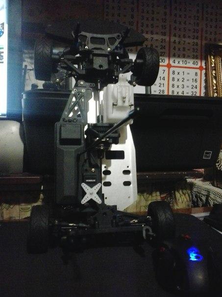 Как сделать машинку на радиоуправлении для дрифта?