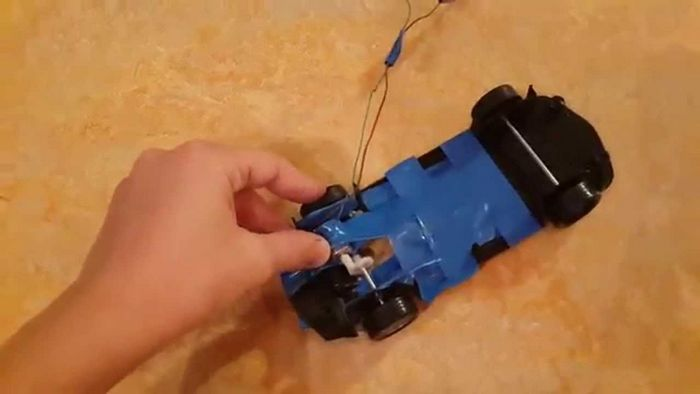 Как собрать машину на пульте управления. пошаговая инструкция