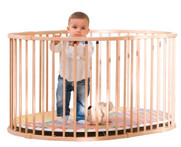 Как выбрать детский манеж