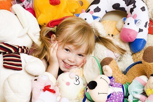 Как выбрать лучшую игрушку для современного ребенка