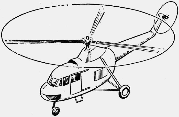 Какие бывают вертолеты