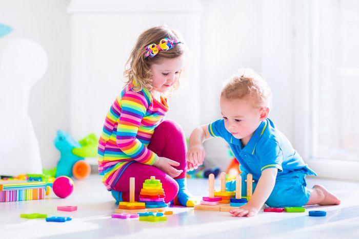 Какие игрушки нужны детям? функции и назначение игрушек.