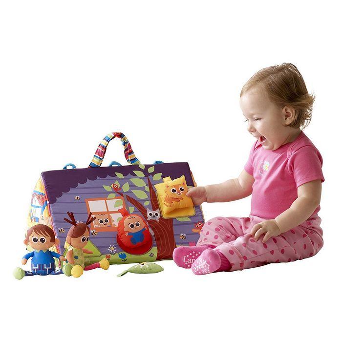 Какие игрушки нужны малышу в первые полтора года для идеального развития?
