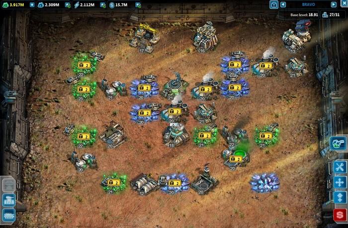 Когда отключены сервера: commandconquer: tiberium alliances