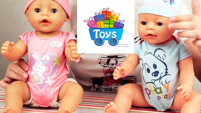 Кукла беби бон - лучшая игрушка для маленькой девочки