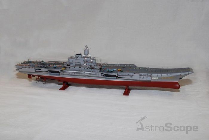Купить радиоуправляемую модель копию военного корабля