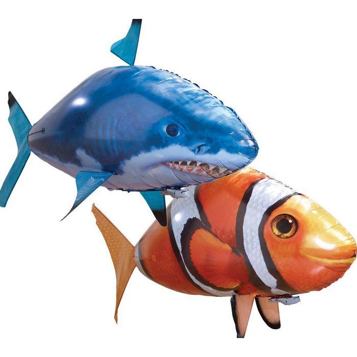 Летающие рыбки air swimmer от wm: почти в продаже
