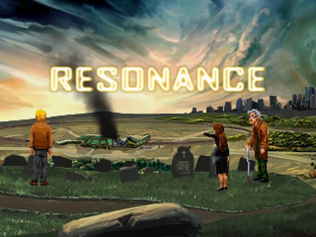 Левая резьба - resonance