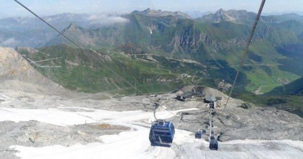 Лыжи-водоходы: еще один вариант