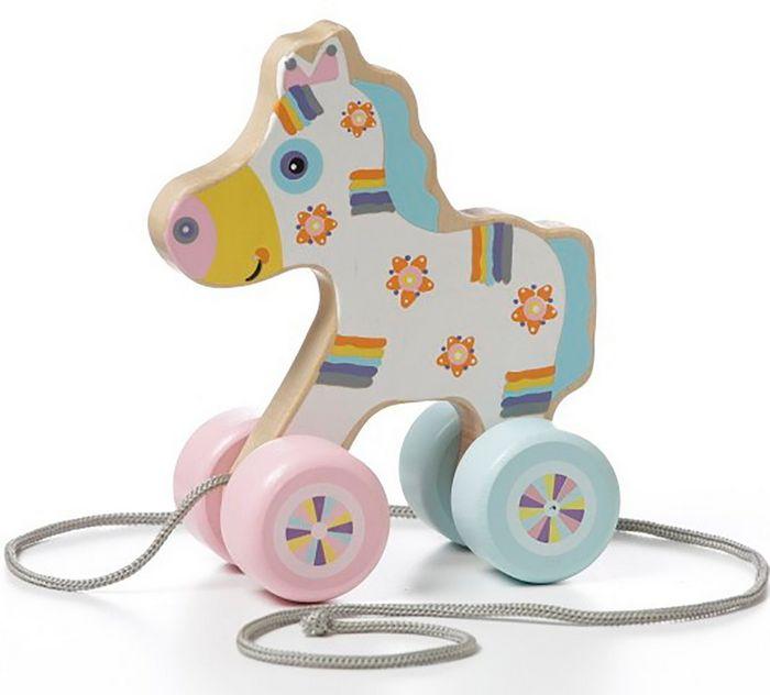 Melissadoug цветастая лошадка