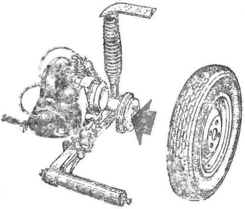 Микроавтомобиль «краб»