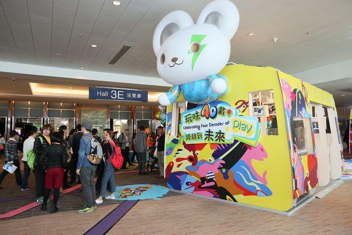 Мир игрушек на азиатской toysgames fair 2015