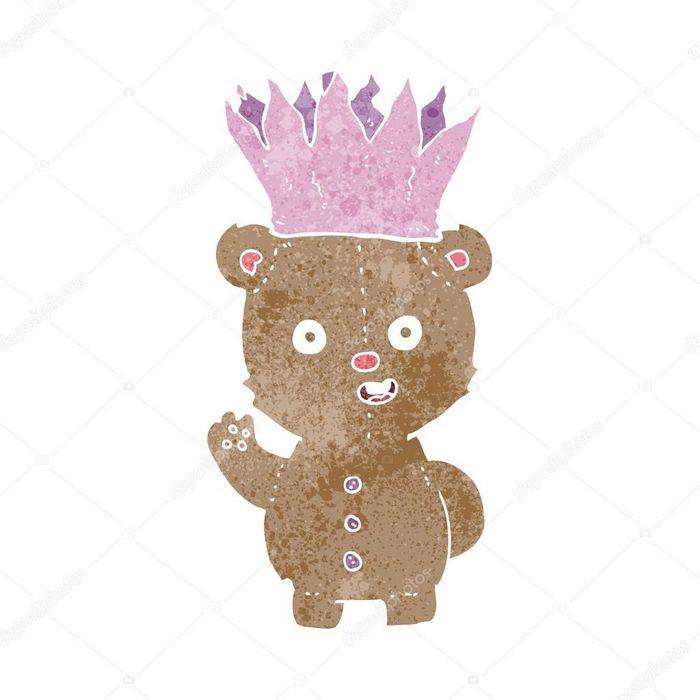 Мишка холдинга королевского