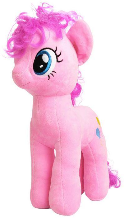 Мягкие игрушки my little pony, ty: искорка, пинки пай