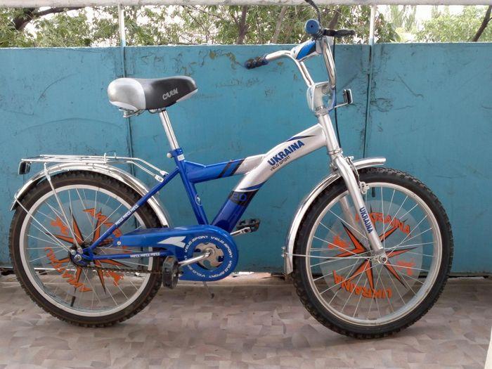 «Мягкий» и «ручной» велосипед