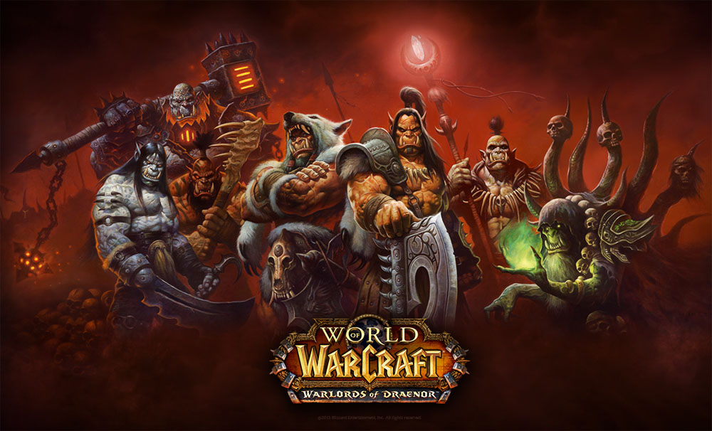 [Мнения] world of warcraft: warlords of draenor