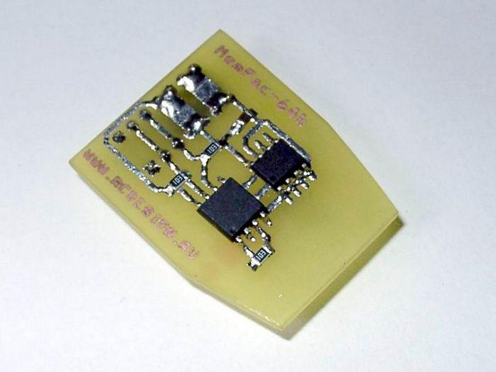 Модуль памяти mempac 64k для аппаратуры futaba