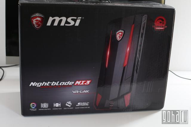 Msi nightblade mi3 - новое поколение популярной серии