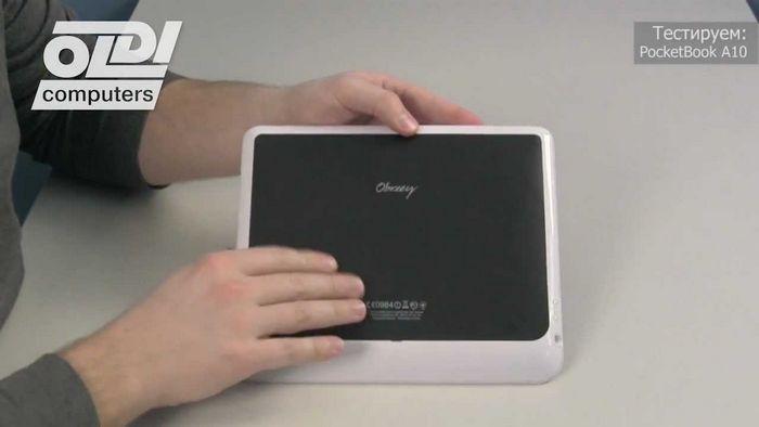 Мультимедийный ридер pocketbook a10, догоняет планшеты