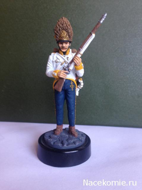 Наполеоновские войны 41. капрал гренадеров