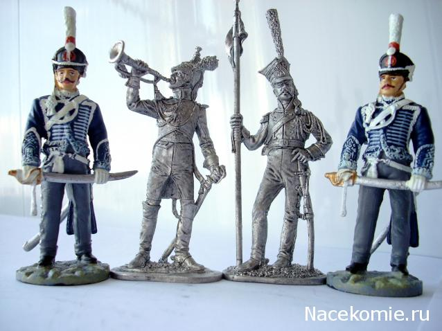 Наполеоновские войны 45. штаб-офицер гродненского гусарского полка