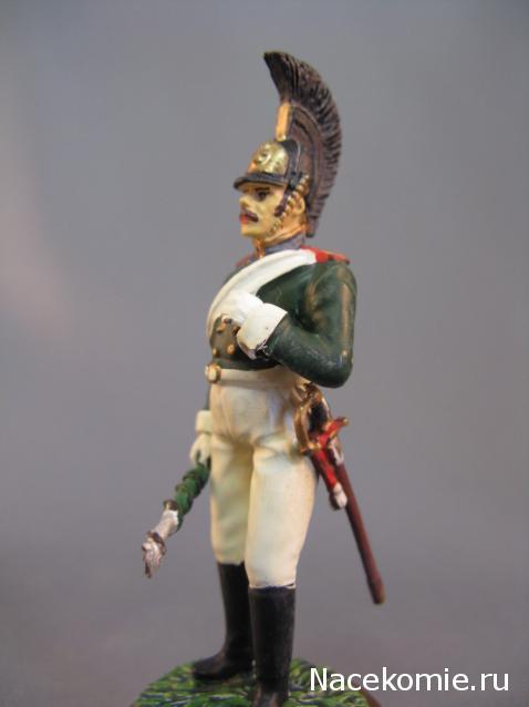 Наполеоновские войны 48. унтер-офицер конной артиллерии