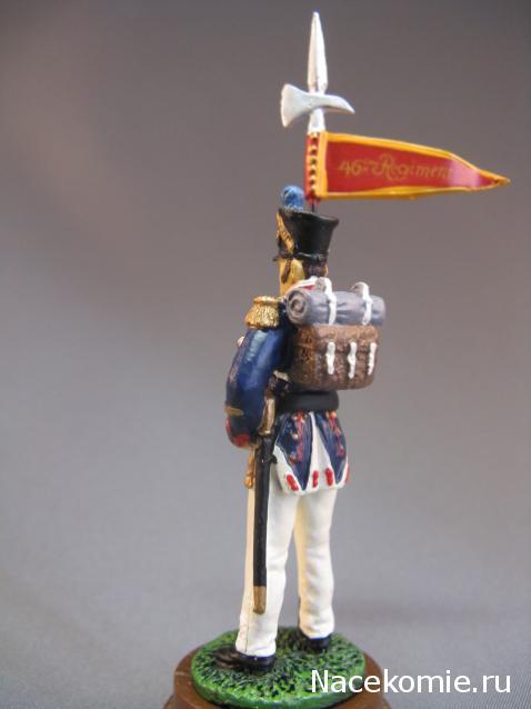 Наполеоновские войны №67. орлоносец