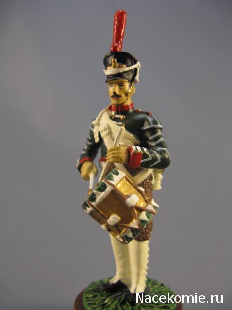 Наполеоновские войны №79 - барабанщик симбирского пехотного полка