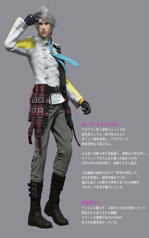 Новая информация о final fantasy xiii-2