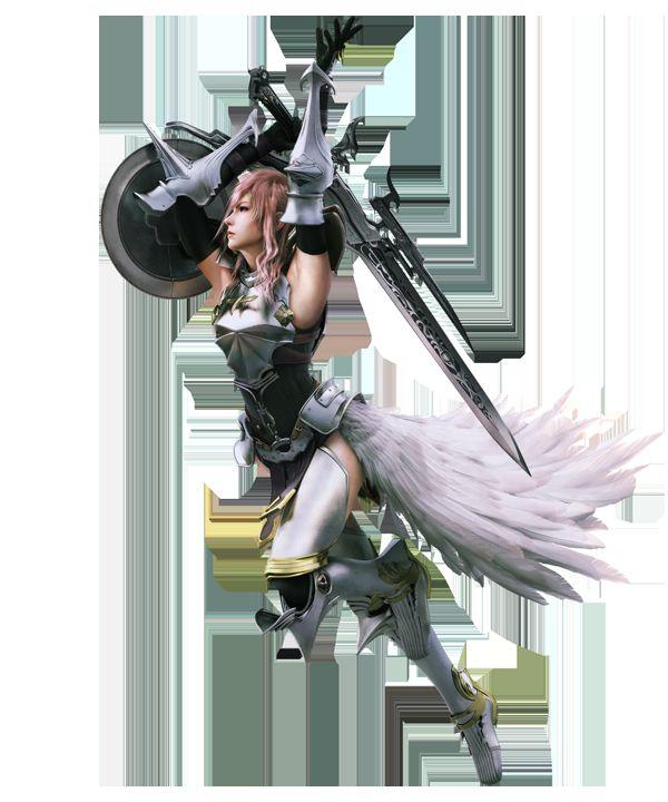 Новые детали о final fantasy xiii-2 (new)