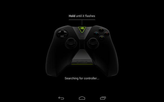 Nvidia shield планшет и контроллер.