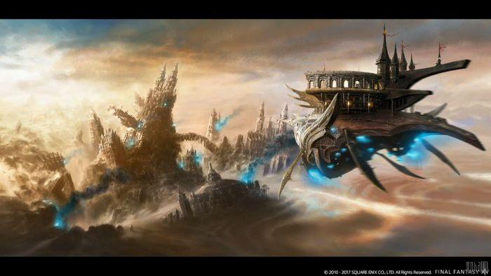 [Обзор] final fantasy xiv: arr – прогулка по захватывающему дополнению stormblood