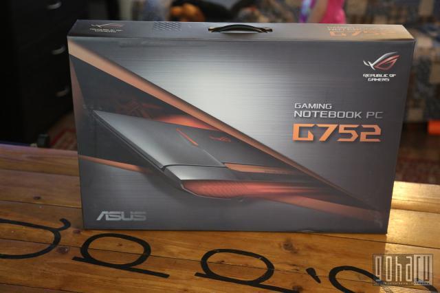 [Обзор] игровой ноутбук asus rog g752vs