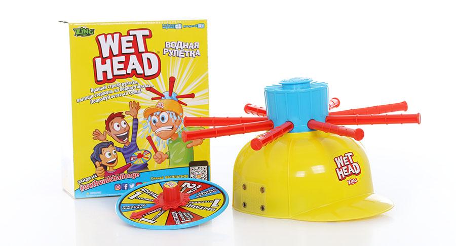 Обзор на водную рулетку wet head