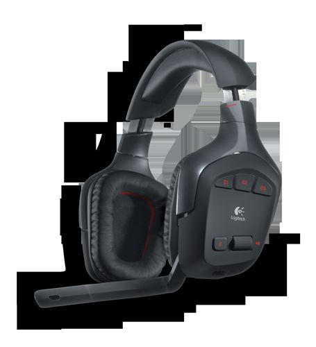 Обзор наушников logitech wireless gaming headset g930