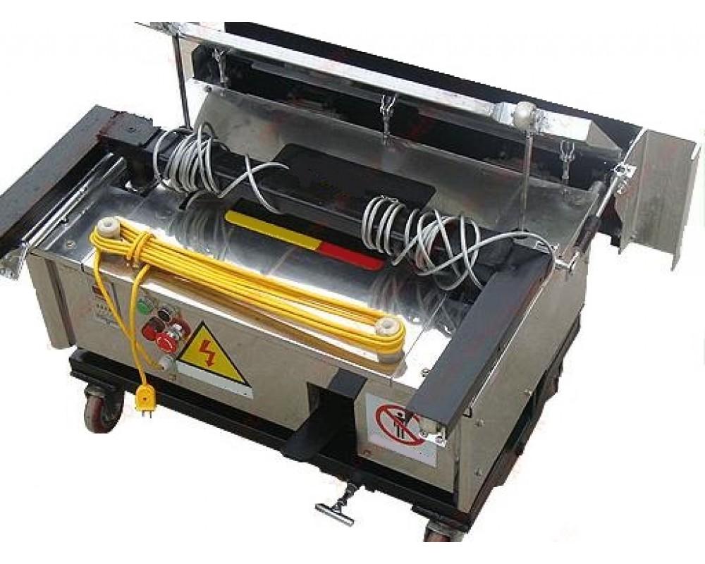 Обзор роботов-штукатуров roboplaster 1000х и plaster-1500