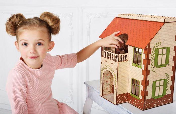 Одним прекрасным утром от яигрушка: подарите куклам мебель!