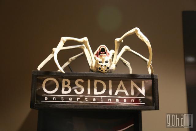 Офис игровой компании: obsidian entertainment