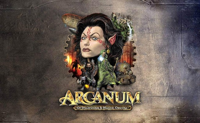 Олдскул: arcanum: the steamworksmagic obscura