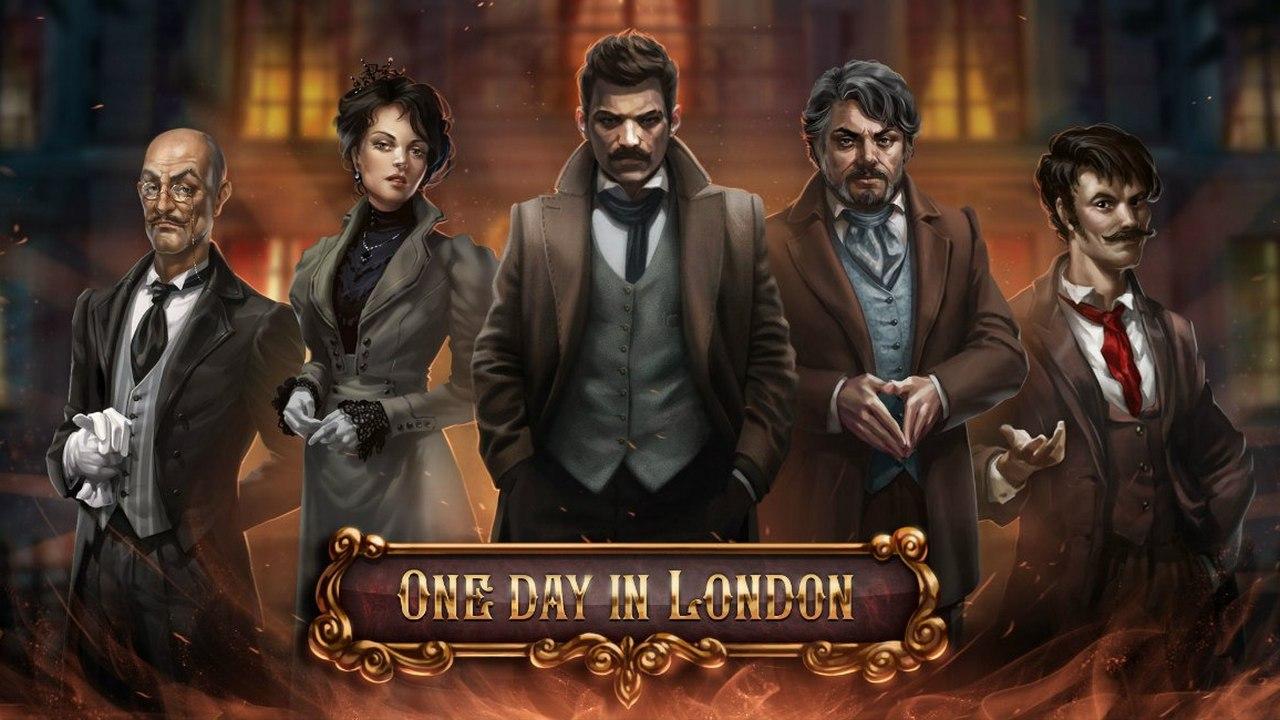 One day in london - впечатления от 1 и 2 эпизодов