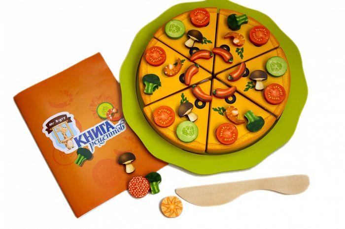 Orangero - детские деревянные игрушки и предметы интерьера